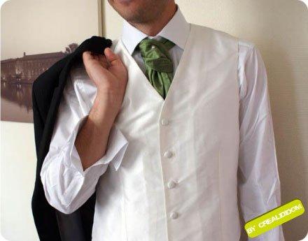 Gilet de Costume  ascott mariage